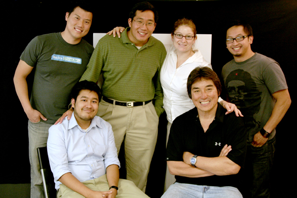 Guy Kawasaki and the Stream Team