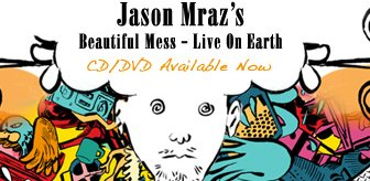 Jason Mraz upcoming