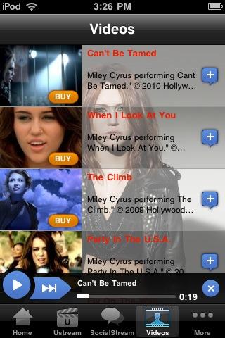Miley app2