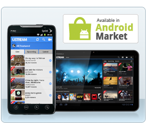 Get the Android app!