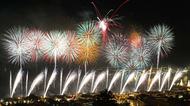 NYE from the Madeira Islands LIVE on Ustream
