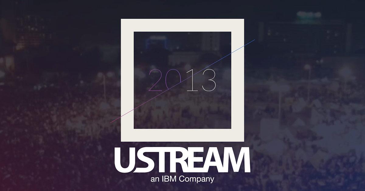 2013 Live Video Statistics: Thanks 2013