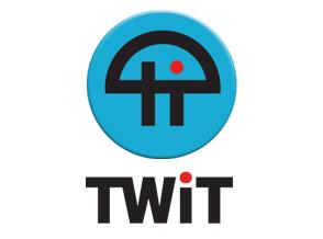 white twit logo