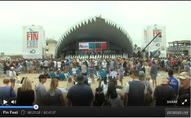 Shark Week's Fin Fest 2014