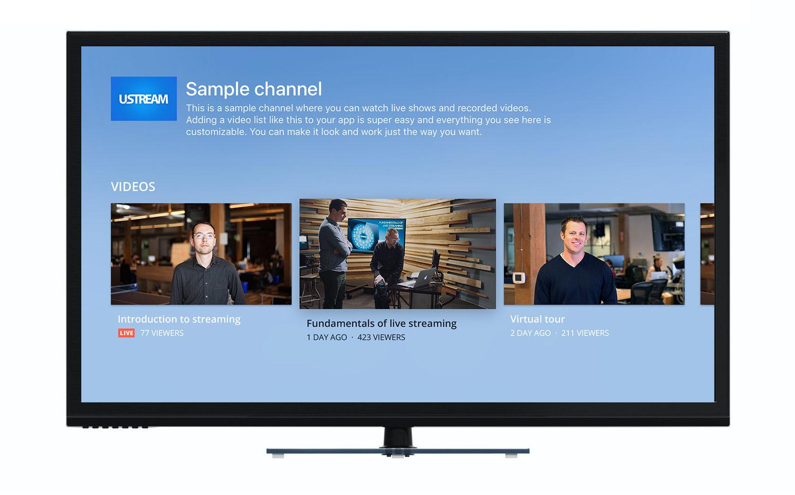 SDK Launched for Apple tvOS | IBM Cloud Video