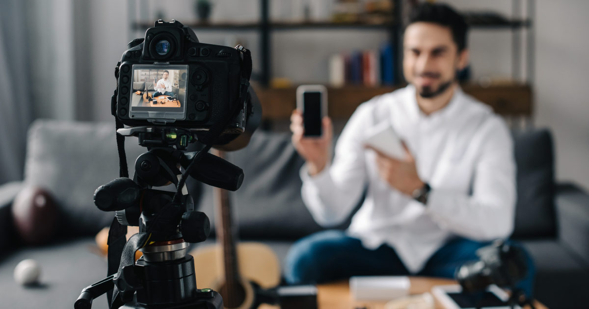 Live Streaming Cameras: Select the Best for You