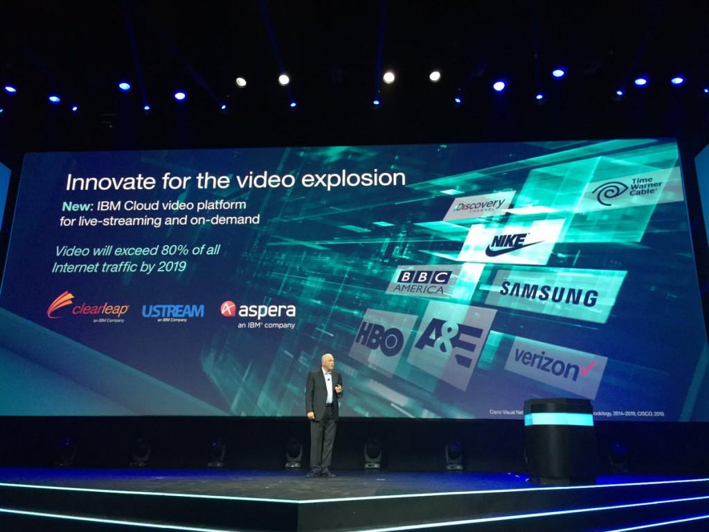 Live at IBM Interconnect | Ustream