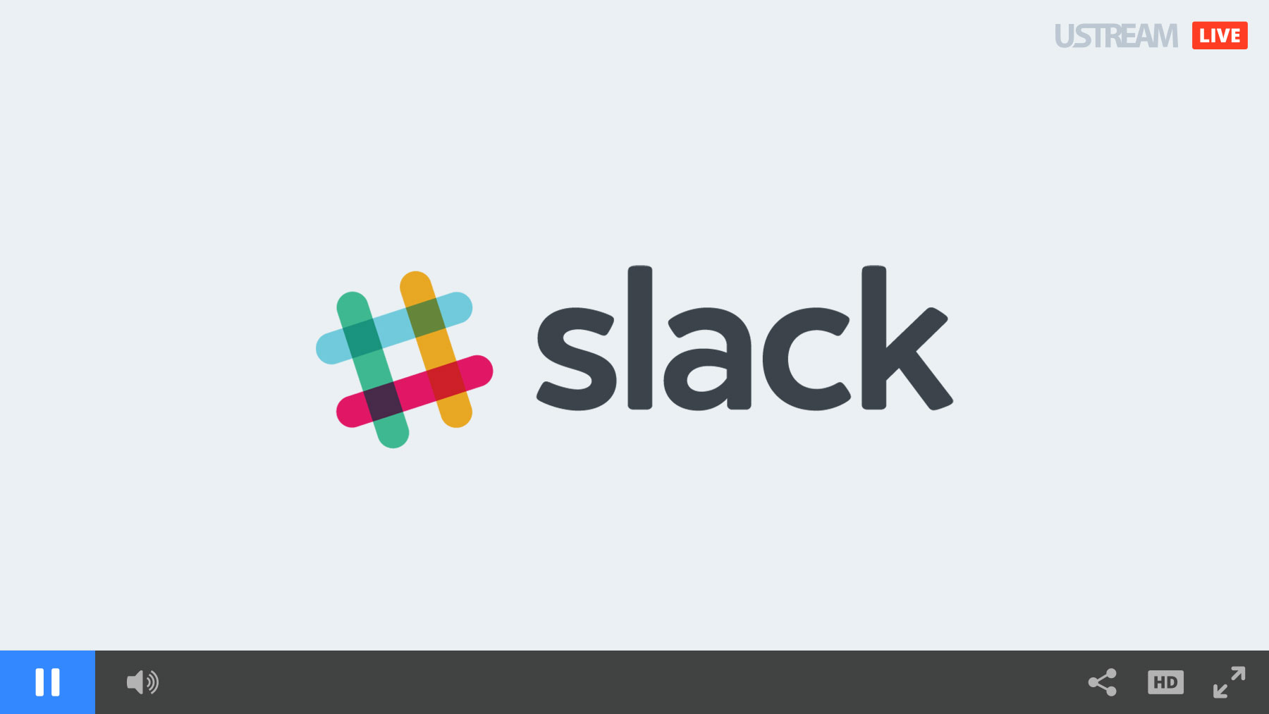 Slack Video Integration for Live Notfications