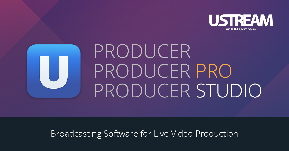 Video Broadcasting Software Producer 7