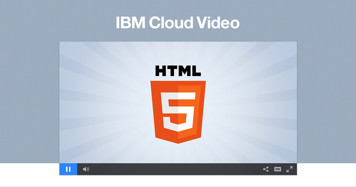 HTML5 Video Player vs. Flash