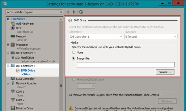eCDN Benefits: Hyper-V