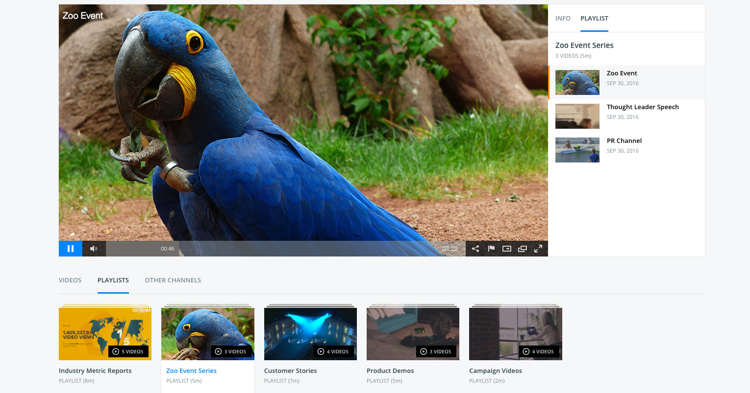 How to Create Video Playlists