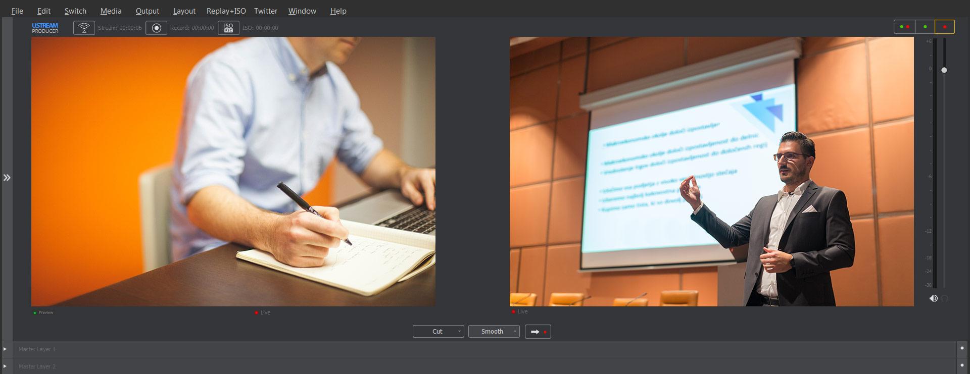 How to Setup a Live Stream: Encoder
