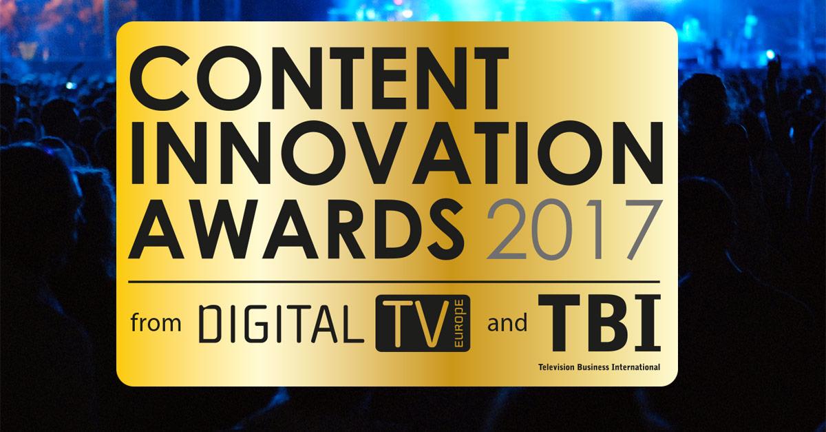 Content Innovation Awards 2017 Winner: Watson Media