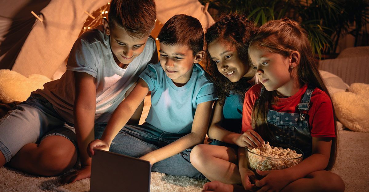 future of streaming media for kids