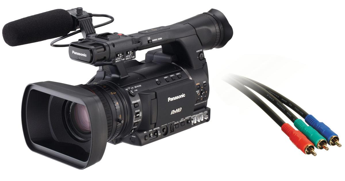 Analog Live Streaming Cameras
