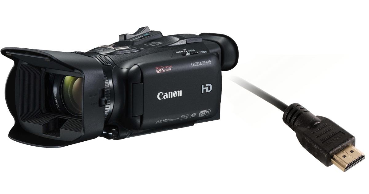 HDMI Live Streaming Cameras