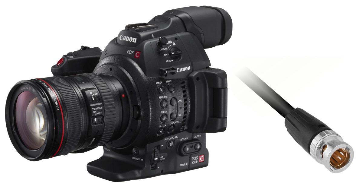 SDI Live Streaming Cameras