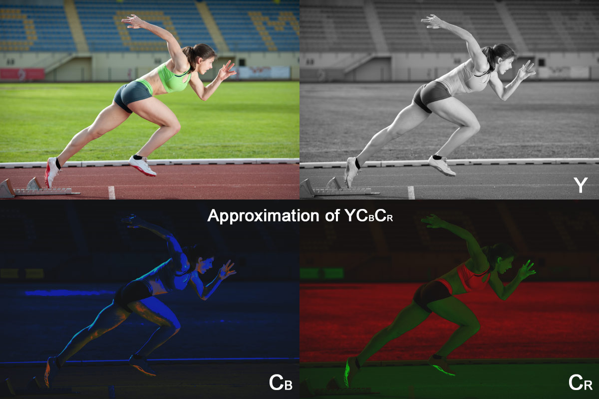 What is Video Encoding: YCBCR