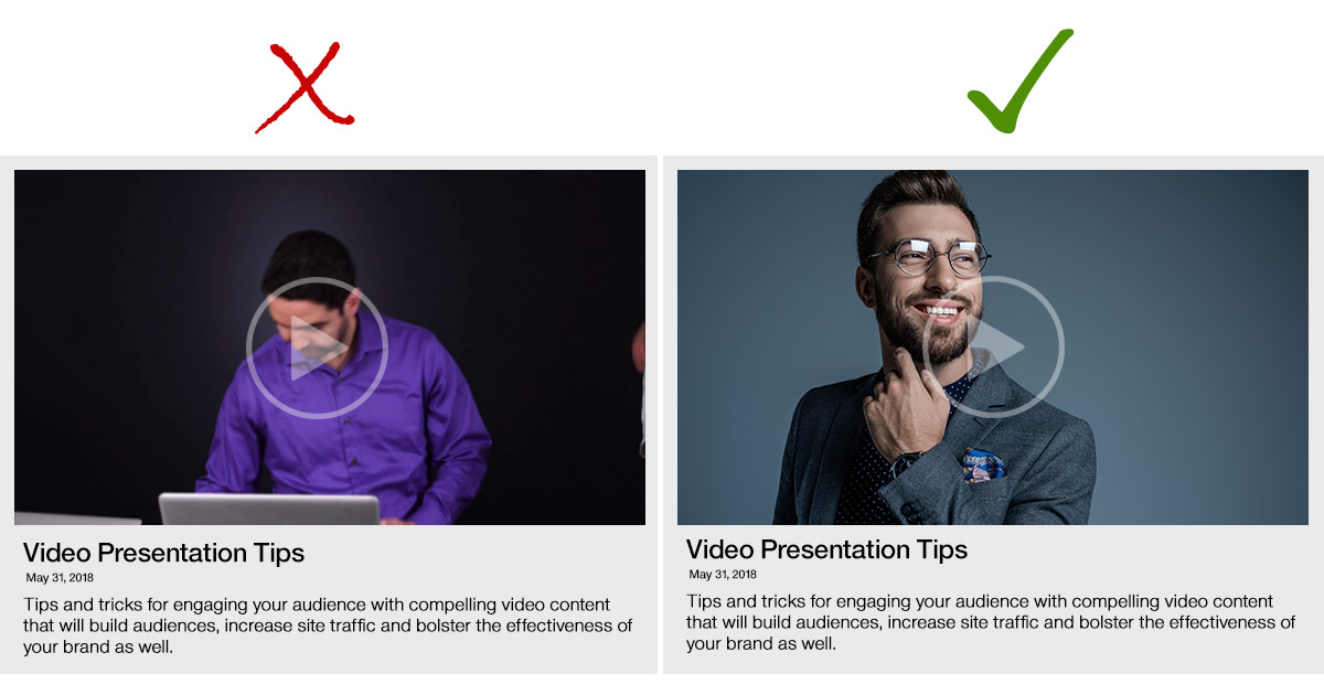 Video SEO Tips: Thumbnails