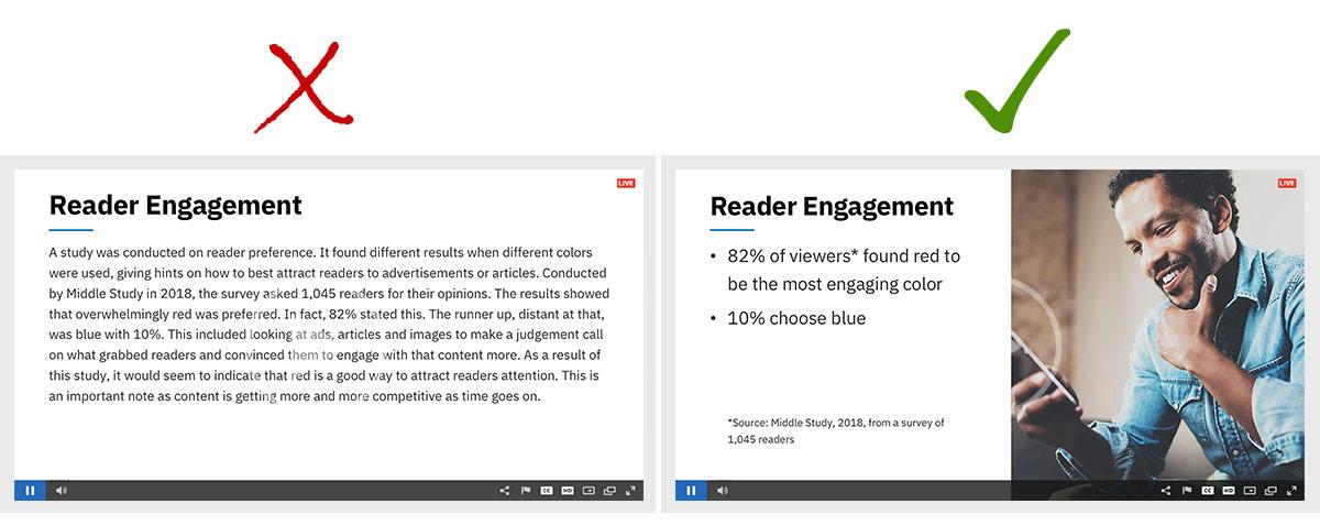 How to Live Stream Presentation Slides: tips