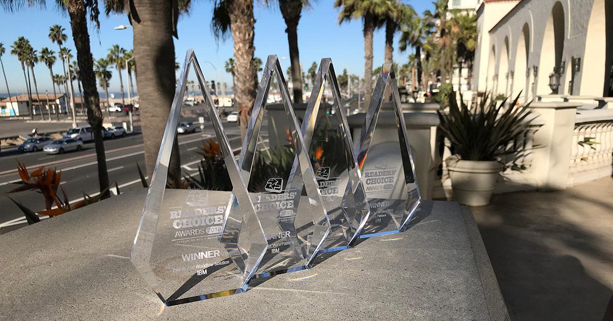 Streaming Media Readers' Choice Awards 2018 Winner
