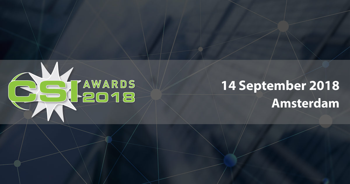 CSI Awards 2018: Best Use of AI or Machine Learning in Video