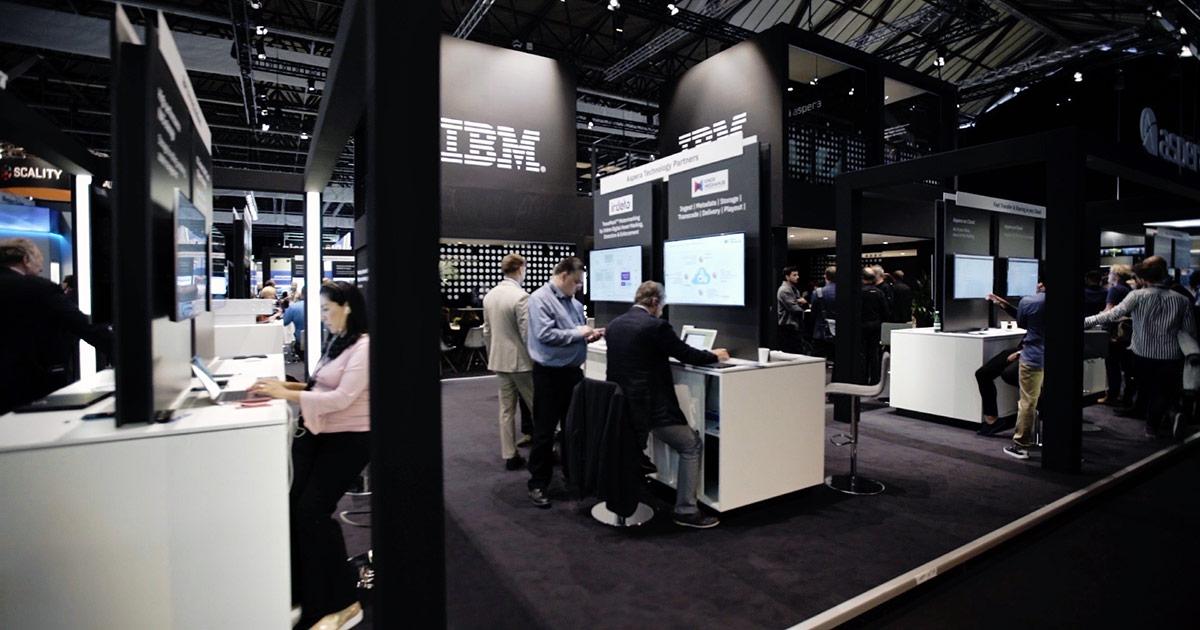 IBM at IBC 2018