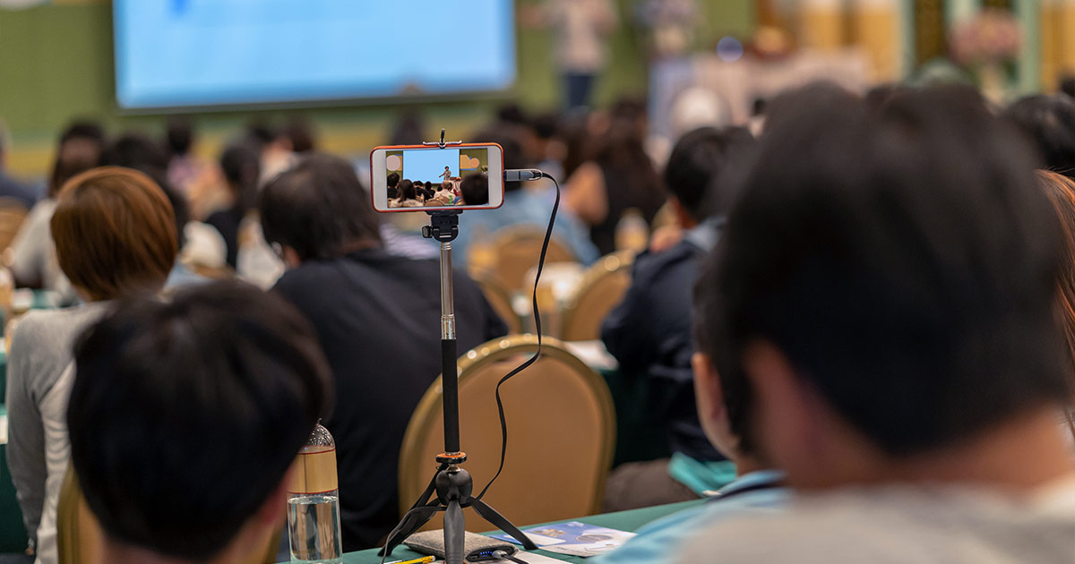 6 Tips to Shoot Better Enterprise Video with Your Phone