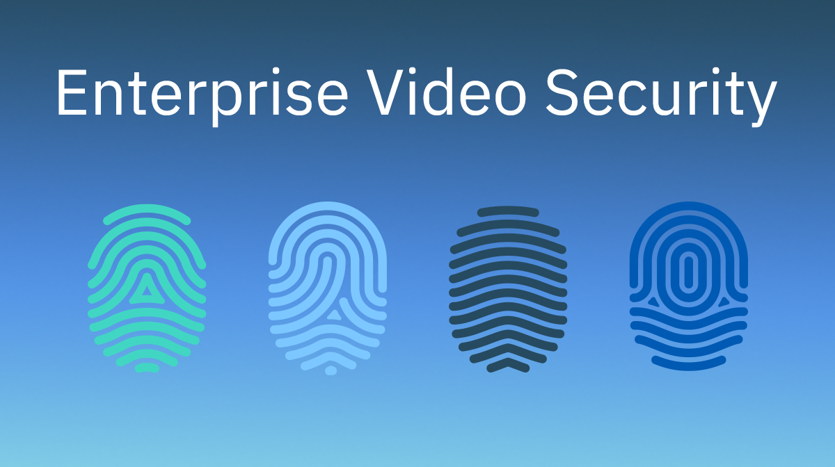 Enterprise Video Security Components & Services