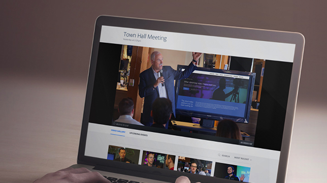 IBM Enterprise Video Streaming