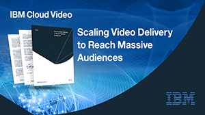 Scaling Video Delivery