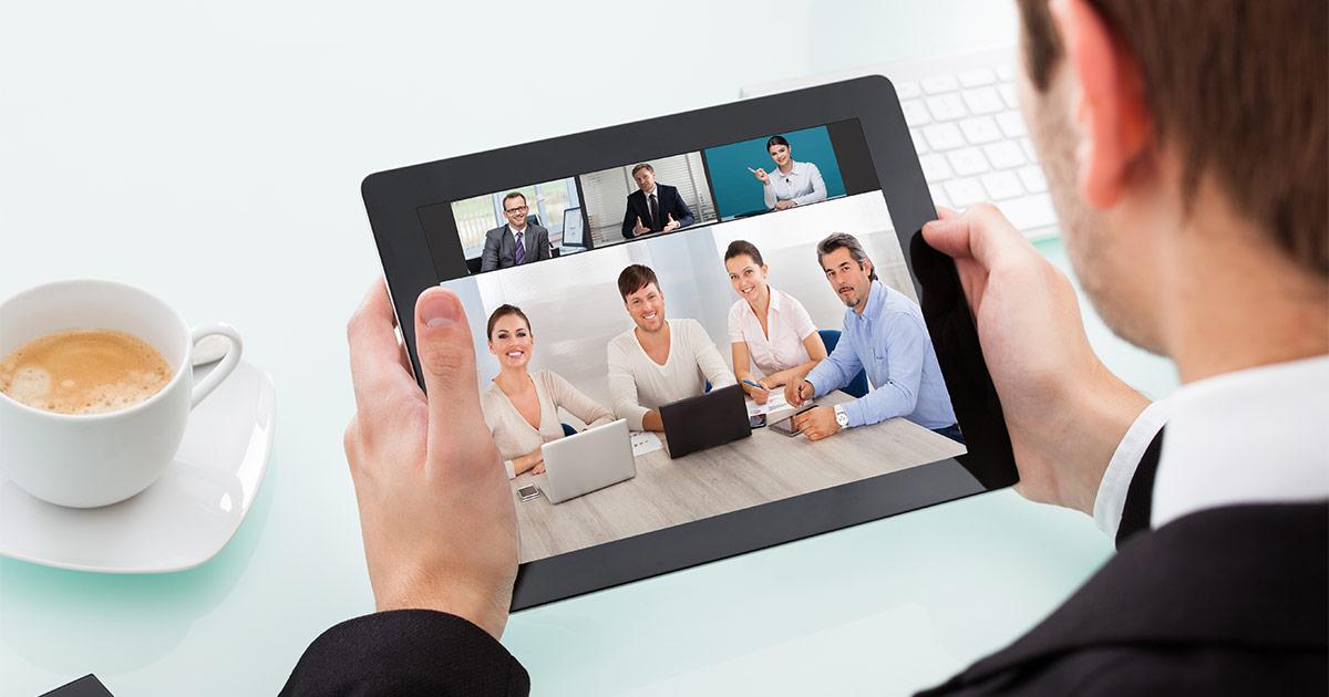Live Streaming Meetings from Zoom   IBM Watson Media