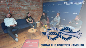 Digital Hub Logistics Hamburg Case Study