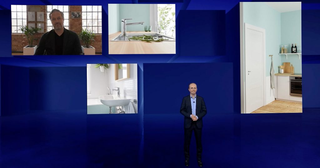 Keynote for GROHE X